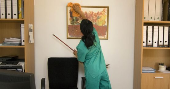 Maintenance cleaning 2
